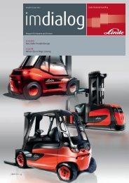Produkte Das Linde-Produktdesign Logistik Immer die richtige Lösung