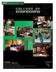 Spring 2010 (PDF) - College of Engineering - University of North ...