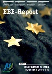 EBE-Report 1/2011 - CSU Ortsverband Oberpframmern
