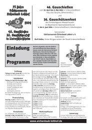 Einkaufen im Hofladen - Schützenverein Eichenlaub Lohhof