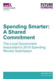 Spending Smarter A Shared Commitment