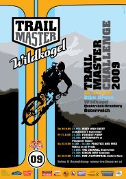 Trailmaster Flyer - Canyon HEROES Blog
