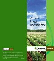 Potato Seed Treatments - FarmAssist