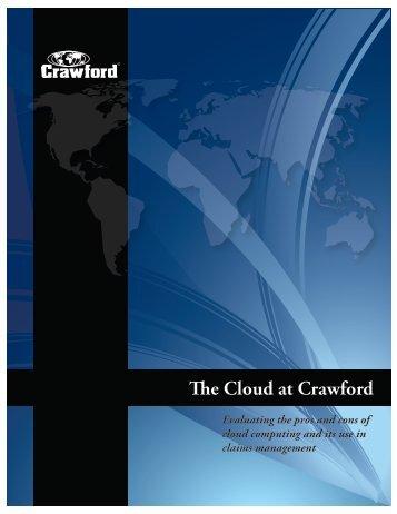 The Cloud at Crawford