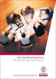 Het Certificatieproces