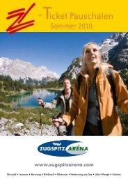 ferienwohnung - Tiroler Zugspitz Arena