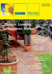 TRENDS - Kann GmbH