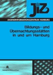 Bildungs– und Übernachtungsstätten in und um Hamburg