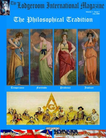 The Philosophical Tradition
