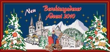 Adventurlaub - Berchtesgadener Advent