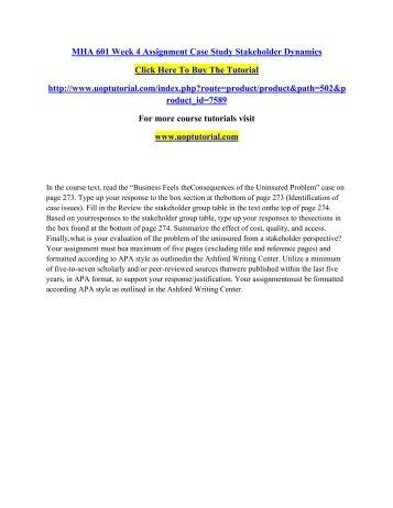 MHA 620 MHA620 MHA/620 Week 4 Assignment Implementation of Strategy