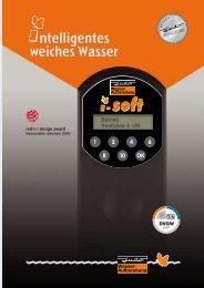 ntelligentes weiches Wasser - Judo Wasseraufbereitung GmbH