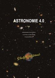 Astronomie 4.0 - schulplanetarium