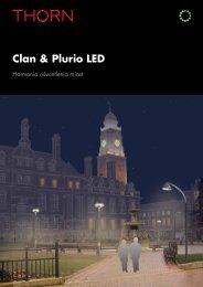 Clan & Plurio LED