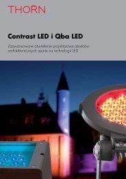 Contrast LED i Qba LED