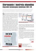 Sterowanie i kontrola obwodów Osprzęt elektroinstalacyjny Xcomfort - Page 7