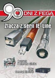 Złącza z serii IE-Line - Hurtownia elektryczna Fega Poland sp. z oo