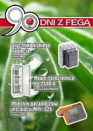Miernik parametrów instalacji MPI-525 Styczniki niskiego napięcia ...