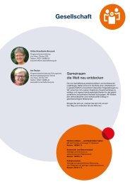 Webmagazin vhs Aschaffenburg Herbst 2015: Gesellschaft