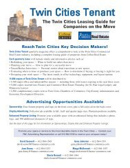Twin Cities Tenant