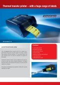 pavonis Thermal transfer printer - Page 2