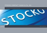 STOCKO CONTACT GmbH & Co KG