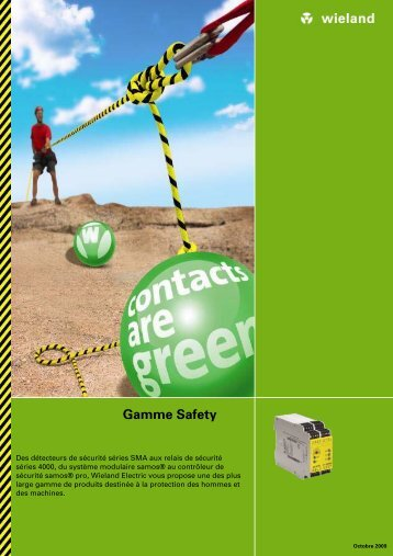 Gamme Safety