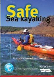 VSKC safe kayaking l... - Victorian Sea Kayak Club