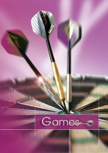 G GAMES GAMES