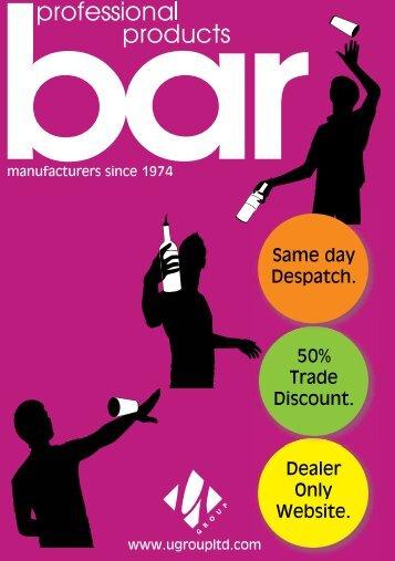 Same day Despatch 50% Trade Discount Dealer Only Website