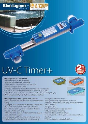 UV-C Timer+