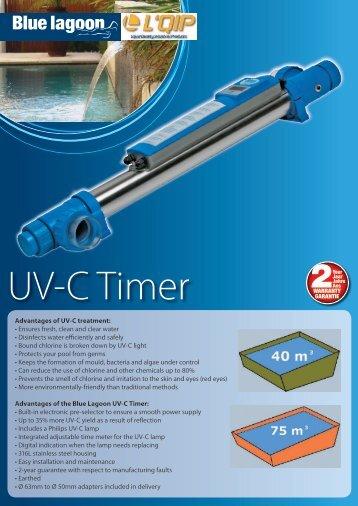 UV-C Timer