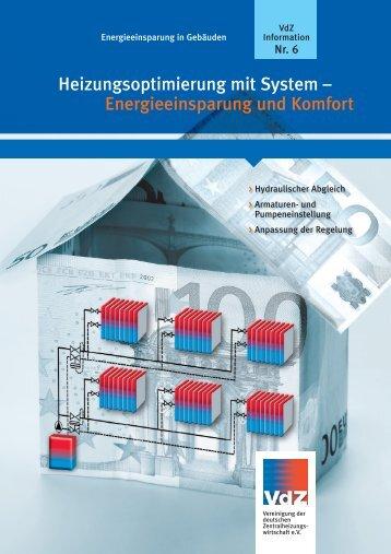 Heizungsoptimierung mit System – Energieeinsparung und Komfort
