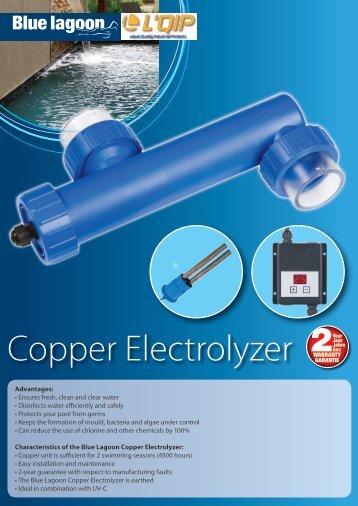 Copper Electrolyzer