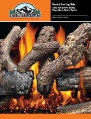 Vented Gas Log Sets