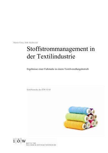 """""""Klassische Bluse"""" und - Institut für ökologische Wirtschaftsforschung"""