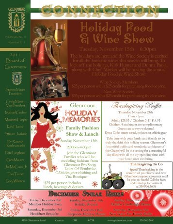 Holiday Food & Wine Show