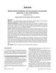 appliances occur mechanics) pendulum anchorage evidencebased