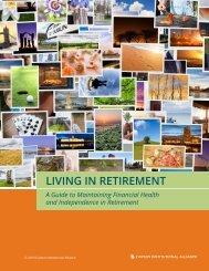 LIVING IN RETIREMENT