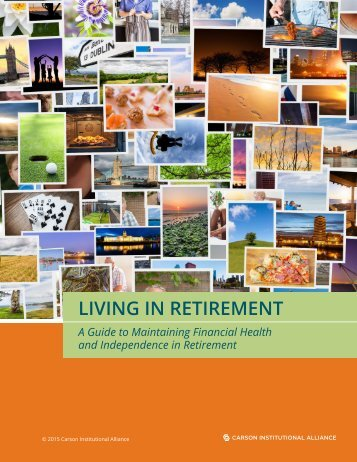 LIVING IN RETIREMENT