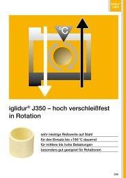 iglidur® J350 – hoch verschleißfest in Rotation - Igus