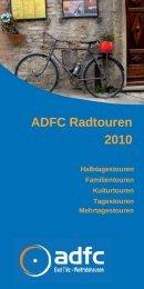 ADFC Radtouren 2010