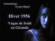 Hiver 1956
