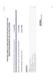 (Rapport am\351lioration combustion des ... - Econologie.info