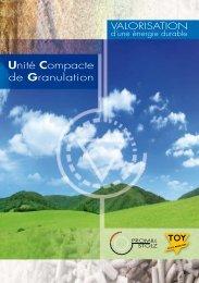 Unité Compacte de Granulation