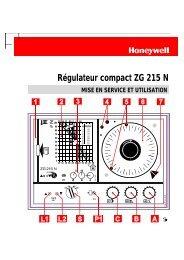 Régulateur compact ZG 215 N