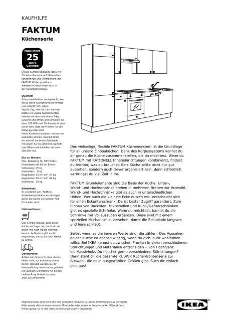FAKTUM - Ikea