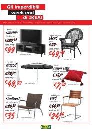 Ikea Cuscino Gosa Vadd.50 Articoli In Sconto Dal 30 Al 70 Ikea