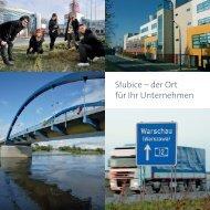 SÅ'ubice - Investor Center Ostbrandenburg GmbH