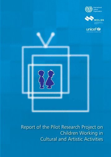 the report of the pilot project -  International Labour Organization